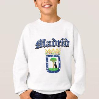 マドリード都市デザイン スウェットシャツ