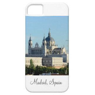 マドリード、スペインのiPhone 5の場合 iPhone SE/5/5s ケース