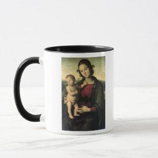 マドンナおよび子供、c.1495 マグカップ
