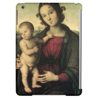 マドンナおよび子供、c.1495 iPad airケース