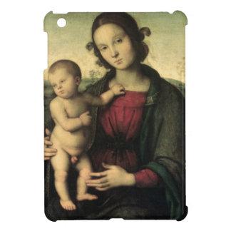 マドンナおよび子供、c.1495 iPad miniケース