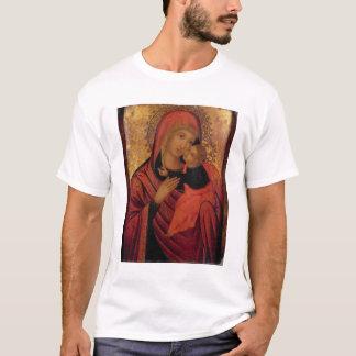 マドンナおよび子供、c.1650 (パネル) tシャツ