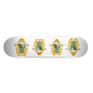 マナウスAmazonas、ブラジル オリジナルスケートボード