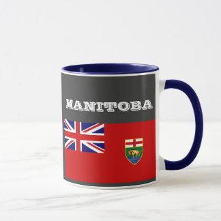 マニトバのコーヒーMug*    Tasse deマニトバ マグカップ