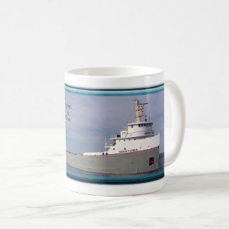 マニトバのマグ コーヒーマグカップ