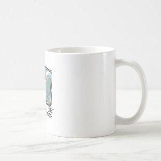 マフィンはちょうど醜いカップケーキです コーヒーマグカップ