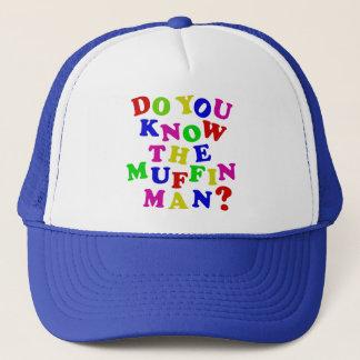マフィン人を知っていますか。 キャップ