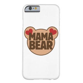 ママくま BARELY THERE iPhone 6 ケース