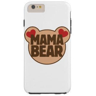 ママくま TOUGH iPhone 6 PLUS ケース
