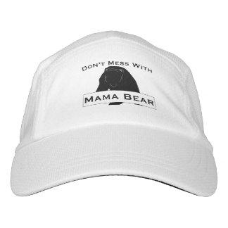 ママとBear Hat台なしにしないで下さい ヘッドスウェットハット