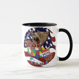 ママハイイログママグ2 マグカップ