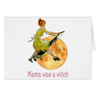 ママWasの魔法使い カード