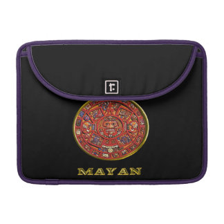マヤのインドの芸術 MacBook PROスリーブ