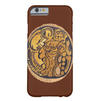 マヤのジャガーの硬貨 BARELY THERE iPhone 6 ケース