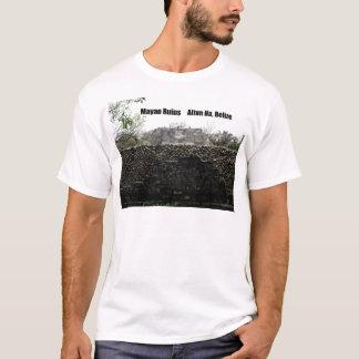 マヤの台なし、Altun Ha、ベリセ Tシャツ