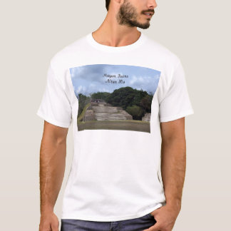 マヤの台なし、Altun Ha Tシャツ