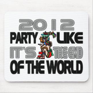 マヤの新年2012年 マウスパッド