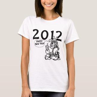 マヤの新年2012年 Tシャツ
