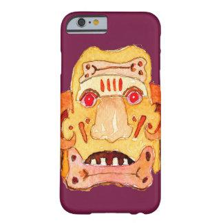 マヤの精神ZAPAKNAの王室のな紫色 BARELY THERE iPhone 6 ケース