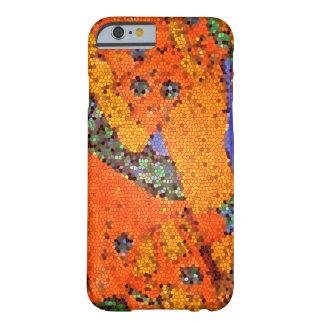 マヤの絵画を使用して抽象的な設計 BARELY THERE iPhone 6 ケース