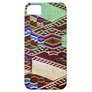 マヤの織物 iPhone SE/5/5s ケース