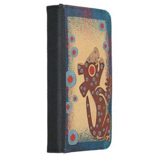 マヤの赤ん坊のジャガーすべての財布 GALAXY S5 ウォレットケース