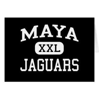 マヤ-ジャガー-高等学校-フェニックスアリゾナ カード