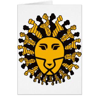 マラウィのライオン王 カード