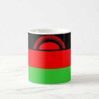 マラウィの国の長い旗の国家の記号共和国 コーヒーマグカップ