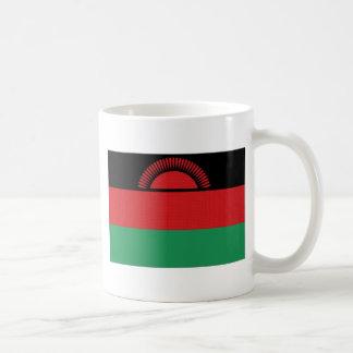 マラウィの国旗 コーヒーマグカップ