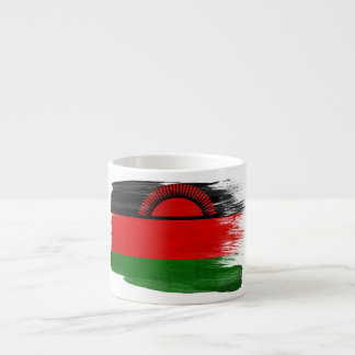 マラウィの旗 エスプレッソカップ