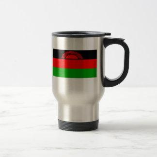 マラウィの旗 トラベルマグ