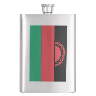 マラウィの旗 フラスク