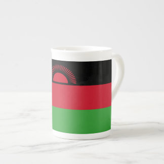 マラウィの旗 ボーンチャイナカップ