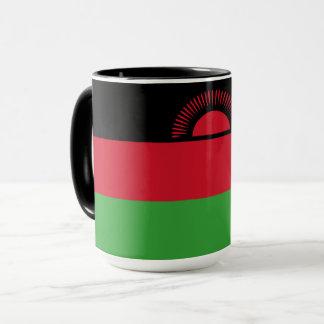 マラウィの旗 マグカップ