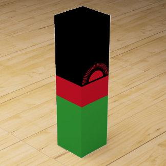 マラウィの旗 ワインギフトボックス
