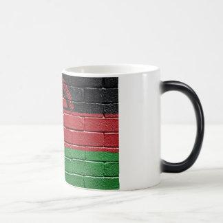 マラウィ共和国の旗 モーフィングマグカップ