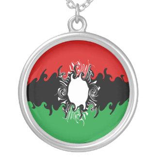 マラウィ すごい 旗