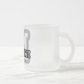 マラウィ フロストグラスマグカップ
