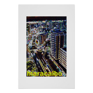 マラカイボ5 deフリオ ポスター