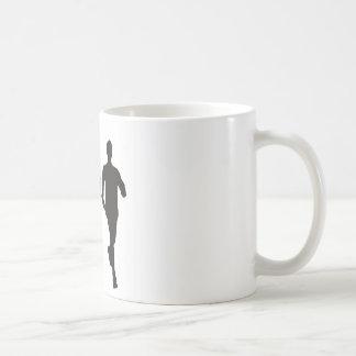 マラソンの操業 コーヒーマグカップ
