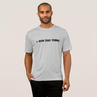 マラソンの準備 Tシャツ