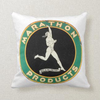 マラソンプロダクト枕 クッション