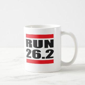 マラソン26.2 コーヒーマグカップ