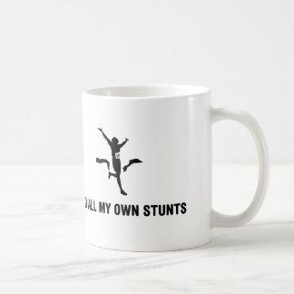 マラソン コーヒーマグカップ