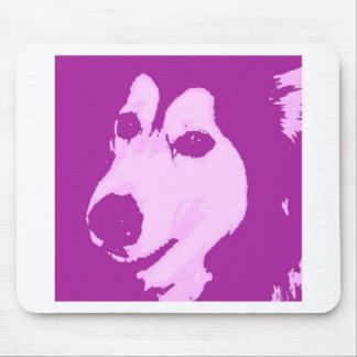 マラミュート犬 マウスパッド