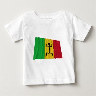 マリの振る旗(1959-1961年) ベビーTシャツ