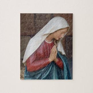 マリアのイメージのパズル ジグソーパズル