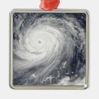 マリアナ諸島の西でChoi弱々しい台風 メタルオーナメント