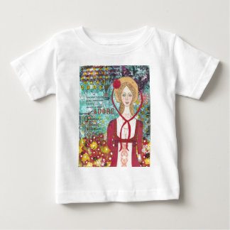 マリアンヌDashwood ベビーTシャツ